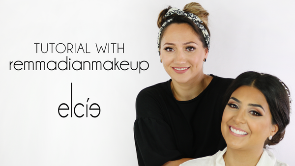 Tutorial with @RemmadianMakeup