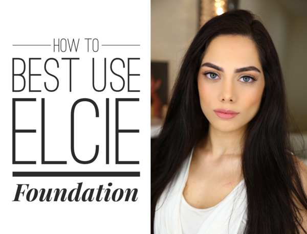 How To Use the 'Elcie Micro Silque Foundation' the Right Way