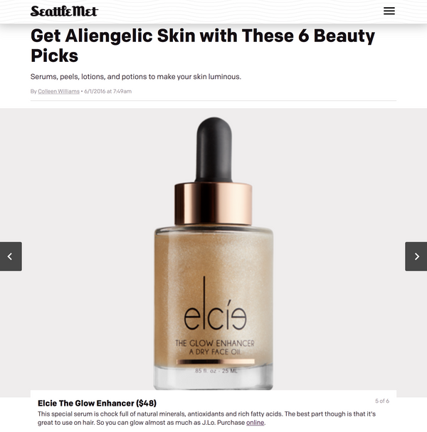 SEATTLEMET - Get Aliengelic Skin with These 6 Beauty Picks