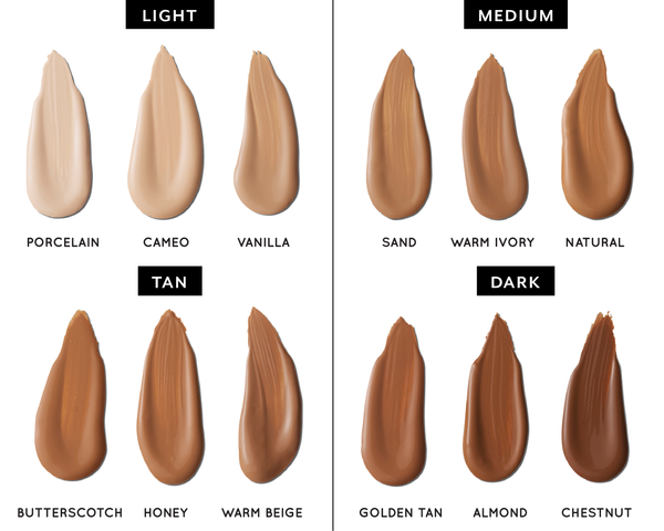 elcie micro silque foundation
