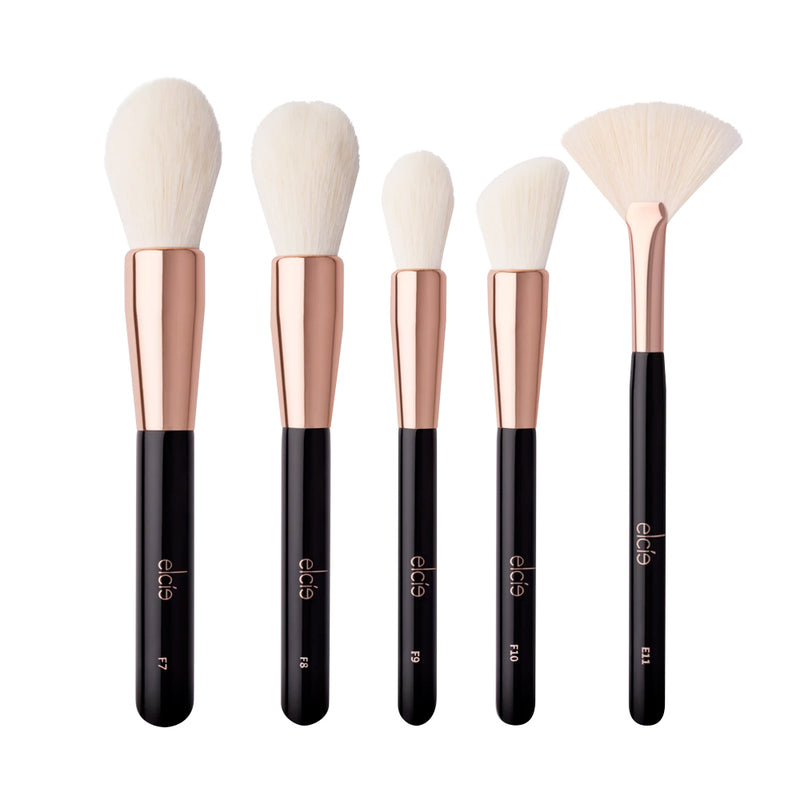 Essential Face Brush Collection