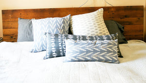 Ikat Throw Pillows