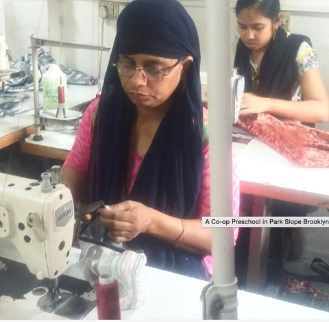 ethically sourced empowering women india