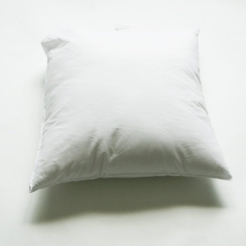Faux Down 24 x 24 Square Pillow Insert
