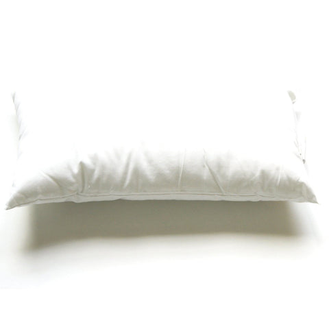 Faux Down 12 x 24 Lumbar Pillow Insert