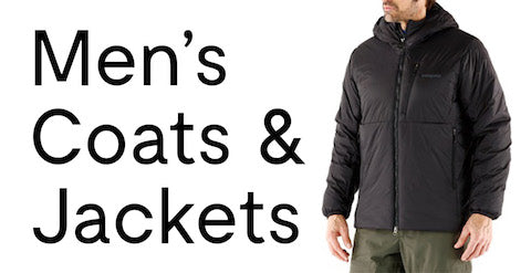 Vegan Coats for Men