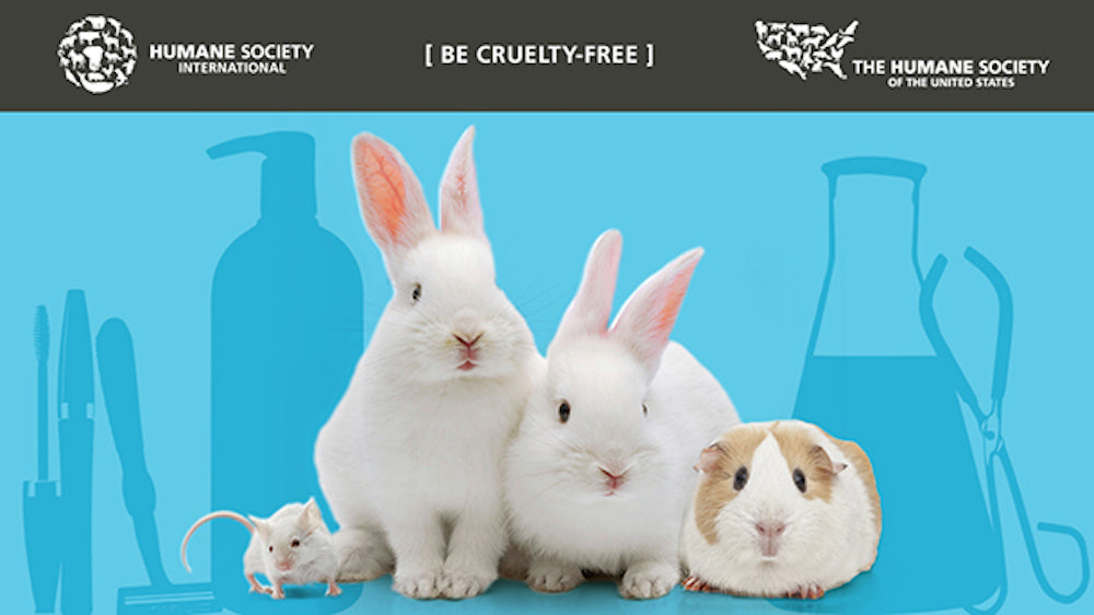 Be Cruelty Free, Humane Society
