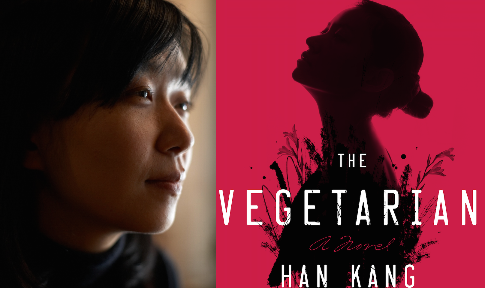 Han Kang, The Vegetarian, vegan novel, vegetarian literature