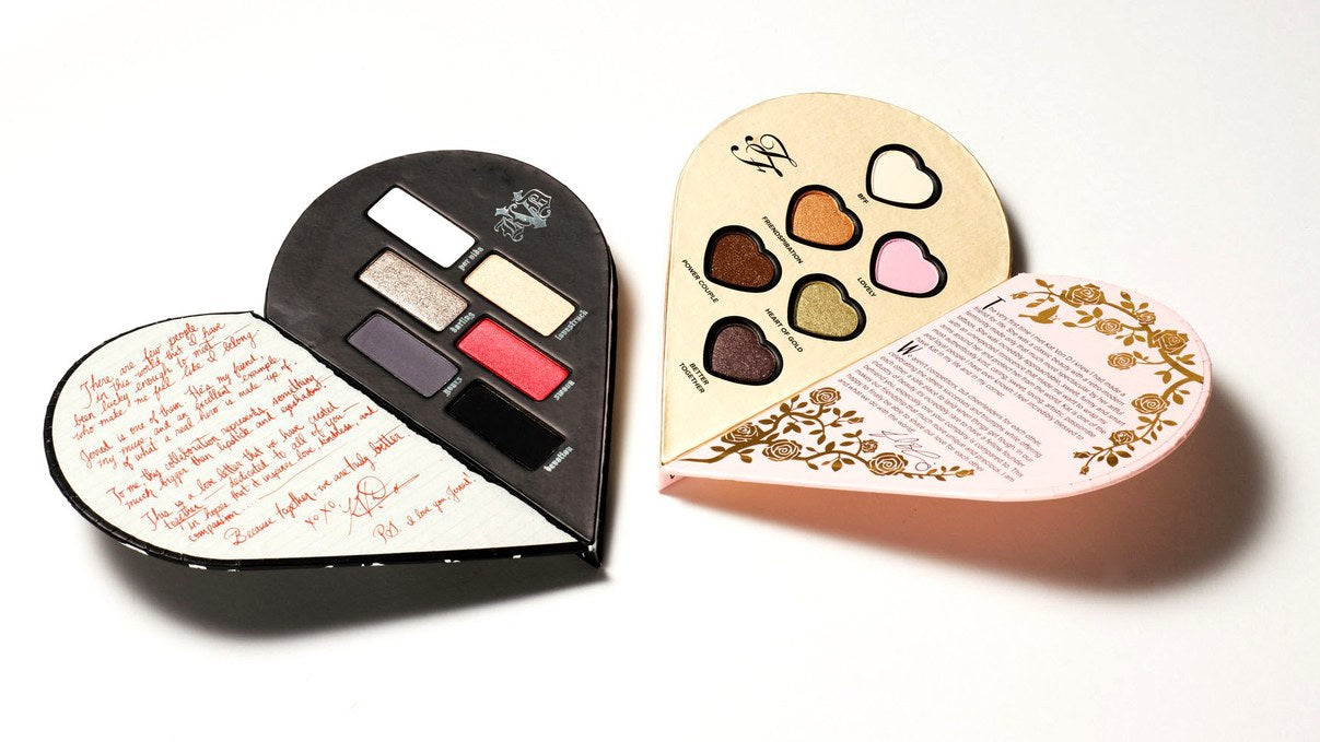 Too Faced & Kat Von D Collaborate on Vegan Makeup Pallate