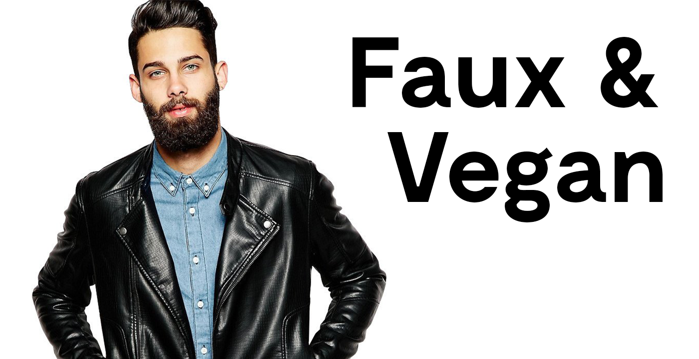 Faux & Vegan Jackets
