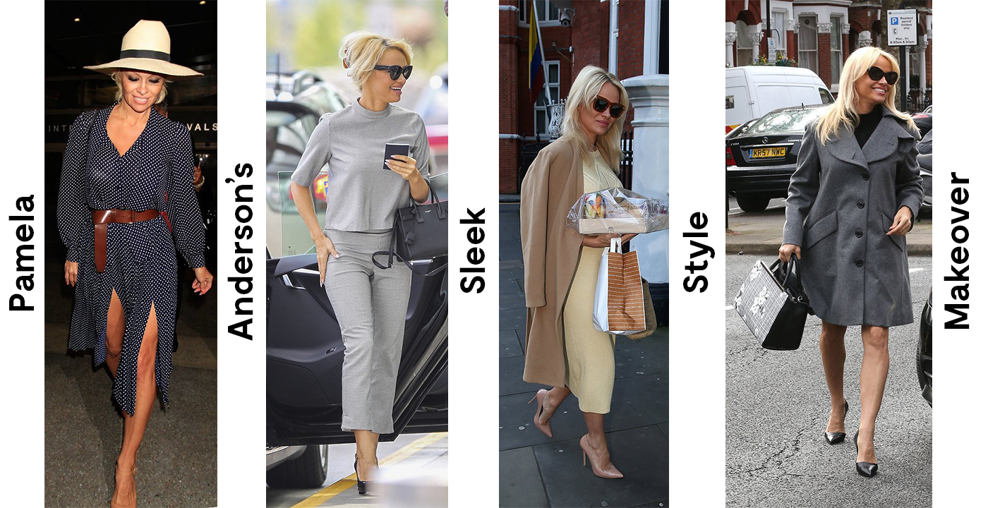 80c7150832f Pamela Anderson recently shifted her style from over-the-top maximalism to  a more understated, sleek look. It's no wonder we love this PETA activist  and ...