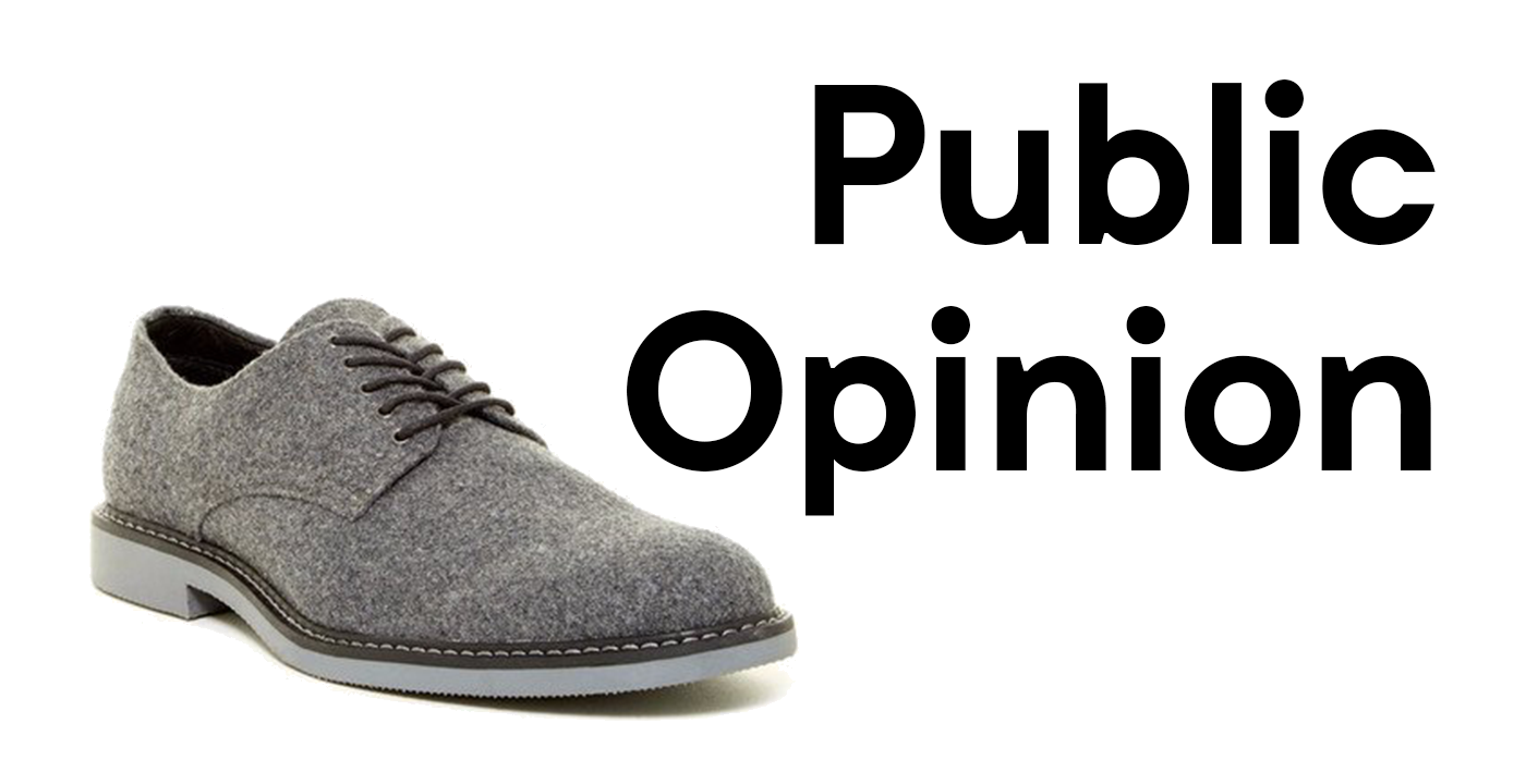 b7783ae7ac Public Opinion is a brand of all-vegan shoes that is sold by Nordstrom Rack.