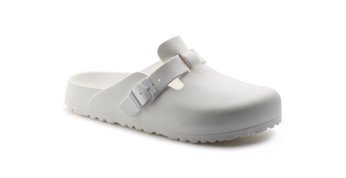 fc07c1cf43e70 Normally, Birkenstock shoes have a suede-lined insole made of animal skin;  this non-vegan insole is usually printed with a ...