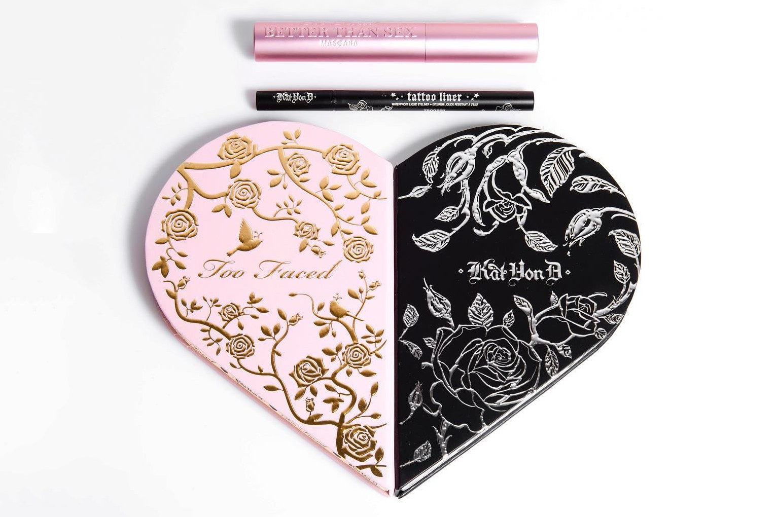 Kat Von D & Too Faced Collaborate