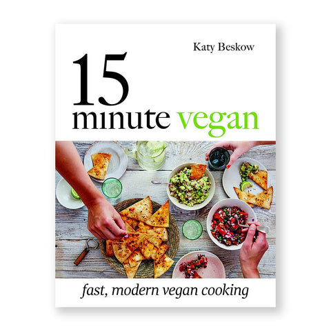 15 Minute Vegan-Cookbook-Amazon-Unicorn Goods