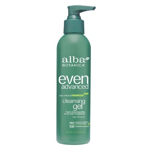 Alba Botanica Even Advanced Cleansing Gel, Sea Mineral-Unisex Skincare-Alba Botanica-Unicorn Goods