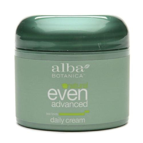 Alba Botanica Natural Even Advanced Sea Lipids Daily Cream-Unisex Skincare-Alba Botanica-Unicorn Goods