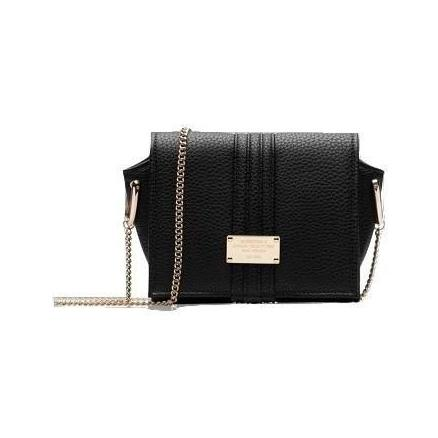 Alexandra K Faux Leather Clutch in Blackberry-Womens Purse-Alexandra K-Unicorn Goods