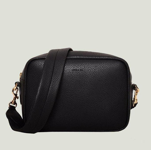 Angela Roi Grace Crossbody in Black-Womens Purse-Angela Roi-Unicorn Goods