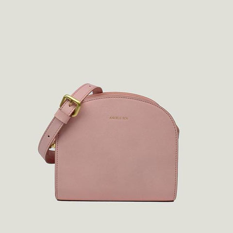 Angela Roi Luna Crossbody Bag in Pale Pink-Womens Purse-Angela Roi-Unicorn Goods