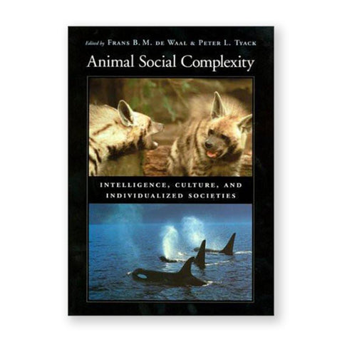 Animal Social Complexity-Nonfiction-Amazon-Unicorn Goods