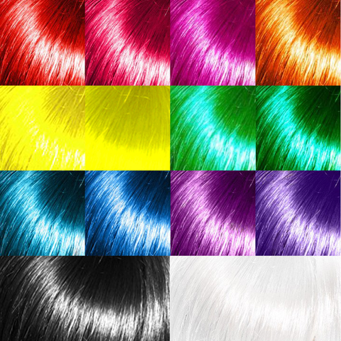 Arctic Fox Semi Permanent Hair Color (14 colors)-Unisex Hair-Arctic Fox-Unicorn Goods