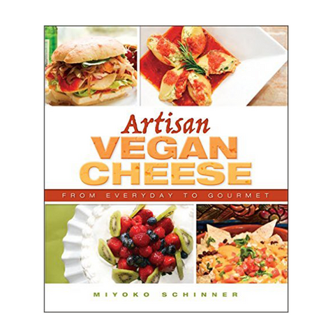 Artisan Vegan Cheese-Cookbook-Amazon-Unicorn Goods