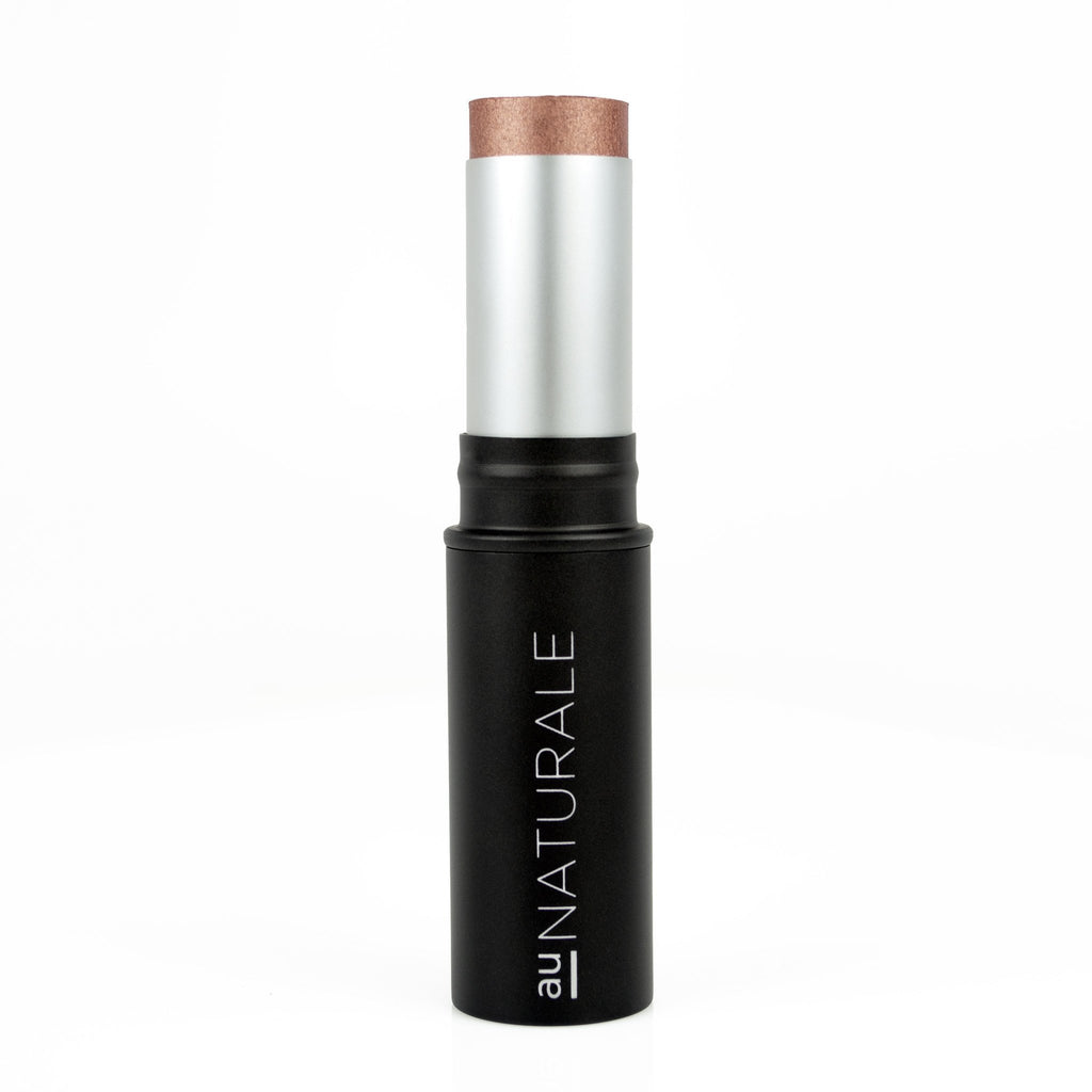 Au Naturale The All Glowing Creme Highlighter Stick in Rose Gold-Makeup - Face-Au Naturale-Unicorn Goods