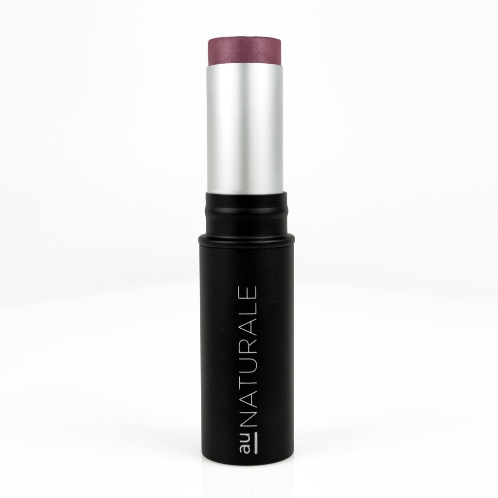Au Naturale The Anywhere Creme Blush Stick in Royal Flush-Makeup - Face-Au Naturale-Unicorn Goods