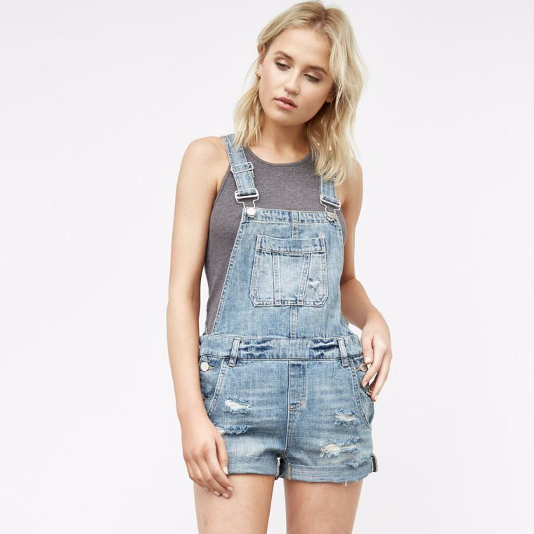 BlankNYC Fling Cleaning Overalls-Womens Overalls-BlankNYC-Unicorn Goods
