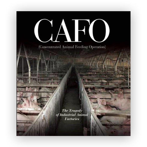 CAFO-Nonfiction-Better World Books-Unicorn Goods
