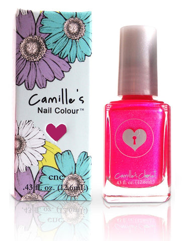 Camille's Closet Barbie Glam Nail Polish-Makeup - Nails-Camille's Closet-Unicorn Goods