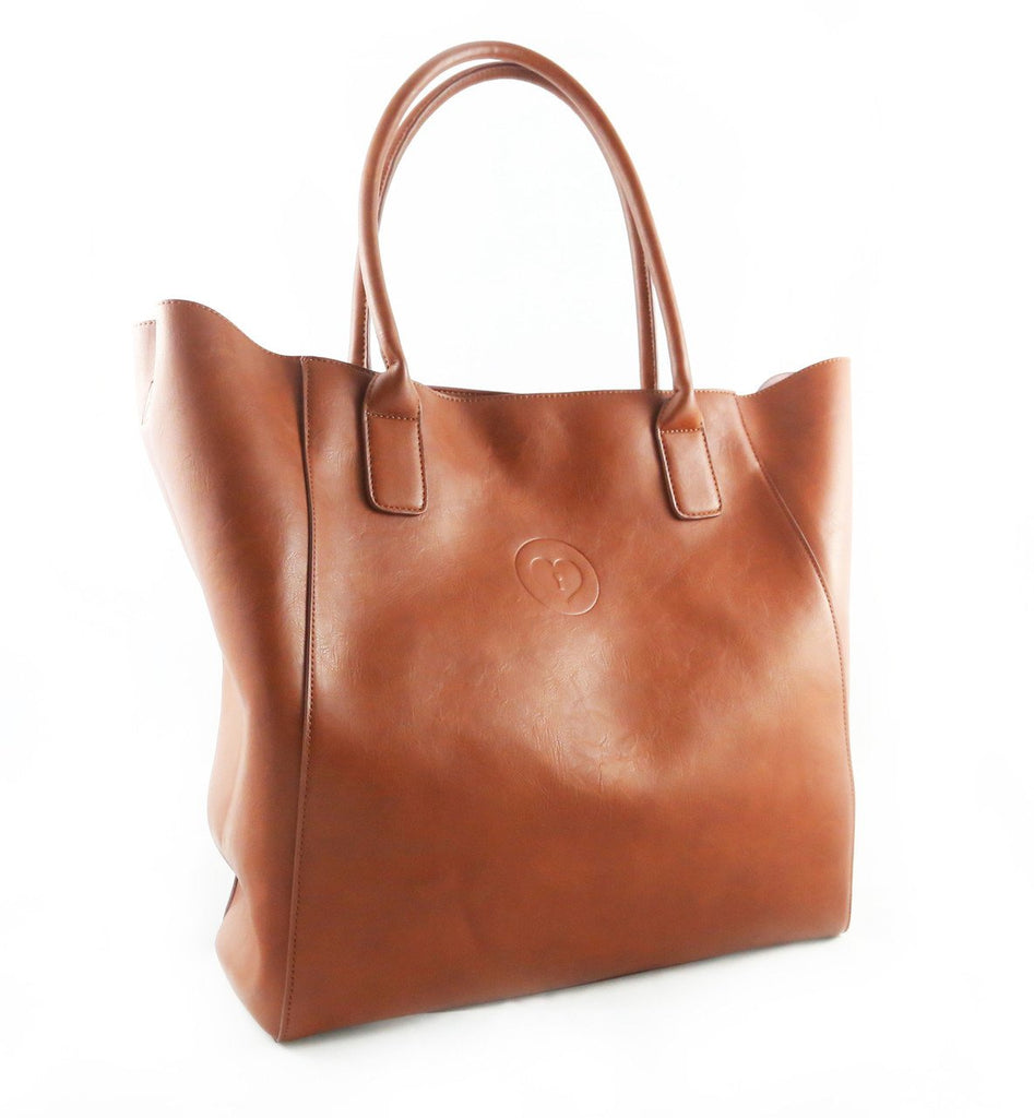 Camille's Closet Caryall Tote in Bronze-Womens Tote-Camille's Closet-Unicorn Goods