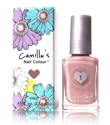 Camille's Closet Lavender Blush Nail Polish-Makeup - Nails-Camille's Closet-Unicorn Goods