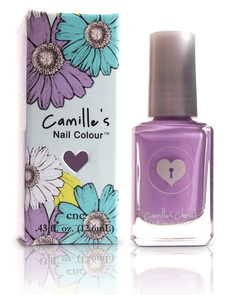 Camille's Closet Pastel Chic Nail Polish-Makeup - Nails-Camille's Closet-Unicorn Goods