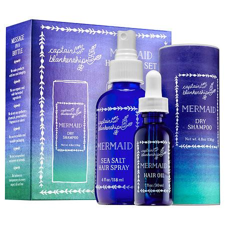 Captain Blankenship Mermaid Hair Care Set-Unisex Hair-Captain Blankenship-Unicorn Goods