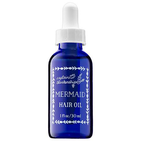 Captain Blankenship Mermaid Hair Oil-Unisex Hair-Captain Blankenship-Unicorn Goods