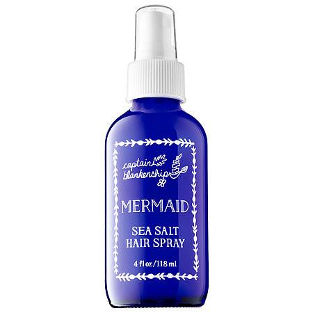 Captain Blankenship Mermaid Sea Salt Hair Spray-Unisex Hair-Captain Blankenship-Unicorn Goods