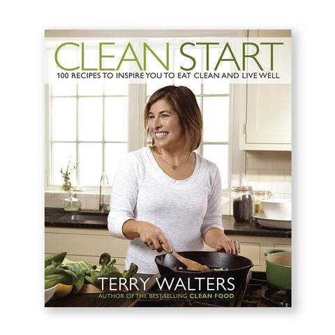 Clean Start-Cookbook-Amazon-Unicorn Goods