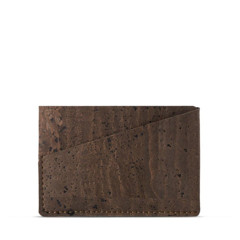 Corkor Front Pocket Wallet in Brown-Mens Wallet-Corkor-Unicorn Goods