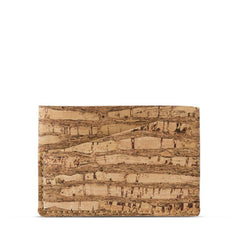 Corkor Front Pocket Wallet in Zebra-Mens Wallet-Corkor-Unicorn Goods