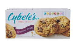 Cybeles Free to Eat Gluten Free Vegan Oatmeal Rasin Cookies-Food - Snack-Food-Unicorn Goods