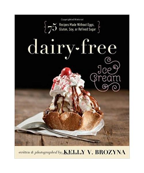 Dairy-Free Ice Cream-Cookbook-Amazon-Unicorn Goods