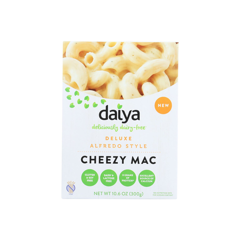 Daiya Deluxe Alfredo Style Dairy Free Cheezy Mac-Food - Staple-Food-Unicorn Goods
