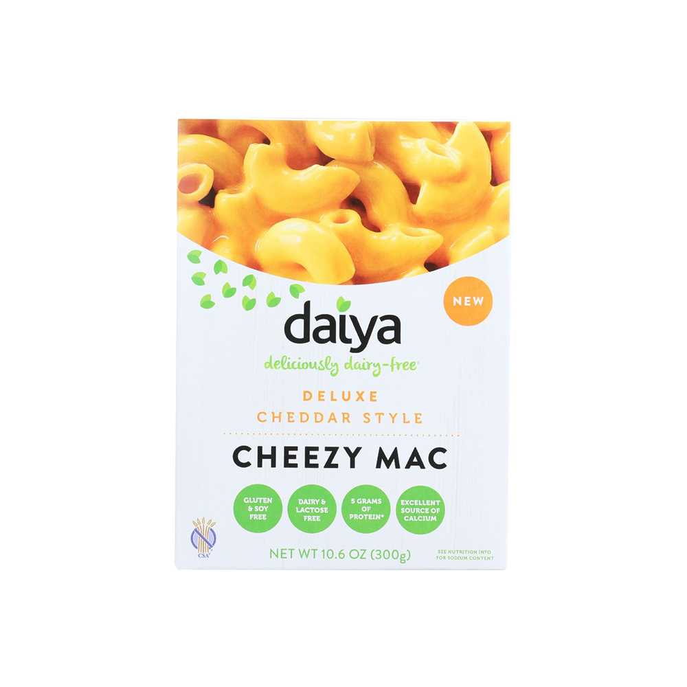 Daiya Deluxe Cheddar Style Dairy Free Cheezy Mac-Food - Staple-Food-Unicorn Goods