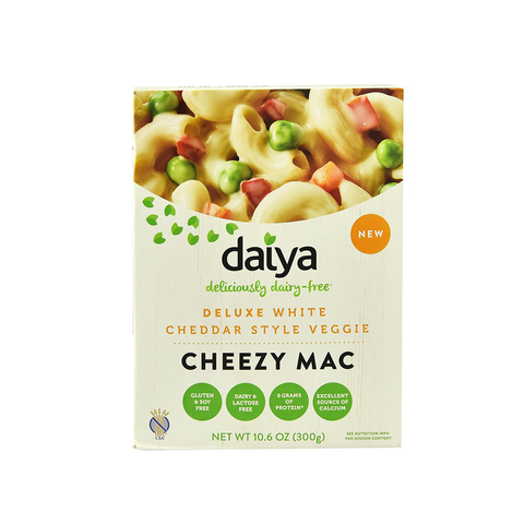 Daiya Deluxe White Dairy Free Cheddar Style Veggie Cheezy Mac-Food - Staple-Food-Unicorn Goods