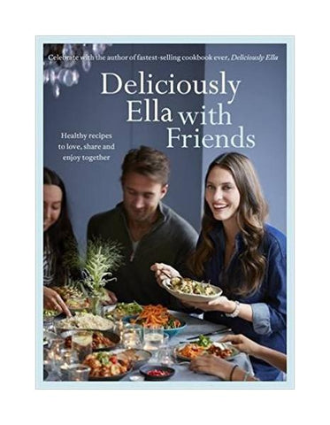 Deliciously Ella with Friends-Cookbook-Amazon-Unicorn Goods