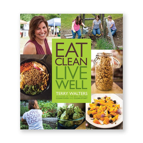 Eat Clean Live Well-Cookbook-Amazon-Unicorn Goods