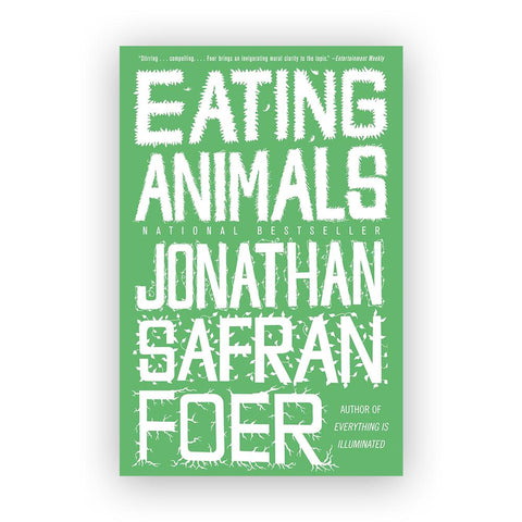 Eating Animals-Nonfiction-Amazon-Unicorn Goods