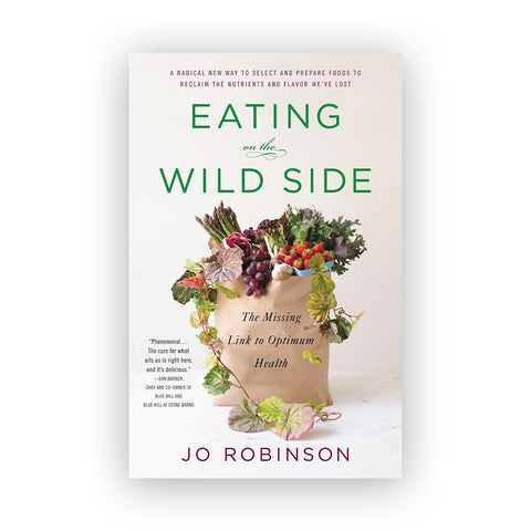 Eating on the Wild Side-Nonfiction-Better World Books-Unicorn Goods